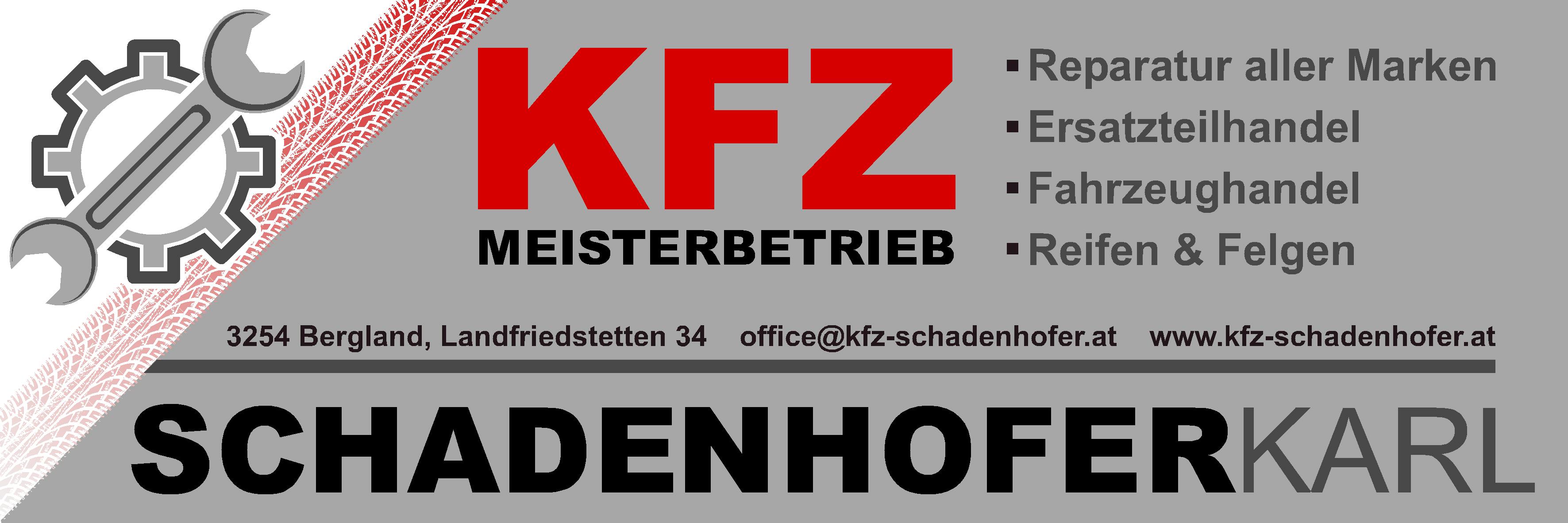 KFZ Schadenhofer